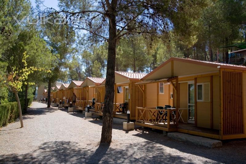Caba as altomira castell n navajas carretera cv 213 for Oferta cabanas de madera