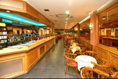Cafeter�a del hotel