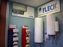 Calentadores fleck zetelek s.a.t. oficial