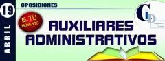 Oposiciones cuerpos auxiliares administrativos