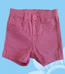 Pac3-0002. pantal�n beb� y reci�n nacido ni�a, en color fucsia.