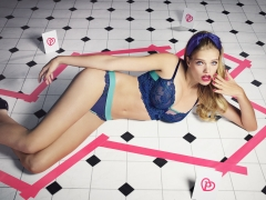 Sujetador PAssionata Bloom - Danube FULL BUST bustier lingerie lenceriaemi.com