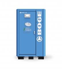Boge hst 55: el compresor hst m�s peque�o ofrece con 55 kw 7,9 m3 de aire/min.