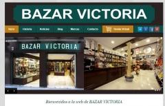 Inicio tienda virtual www.bazarvictoria.es