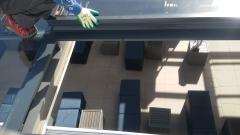 Claraboyas para obra de cerramiento con ventilaci�n en hotel de canarias