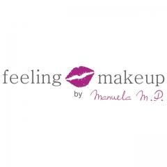 logo feeling and makeup
