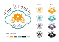 logotipo The Pumpkin Cradel