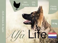 ALFA LIFE Grain Free Pollo