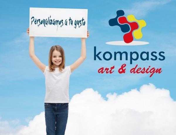 Kompass Art Design