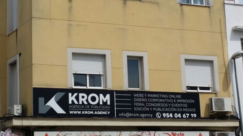 Agencia de publicidad Krom