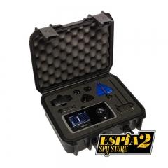 Detectores profesionales de micrófonos ocultos, cámaras espía y localizadores gps