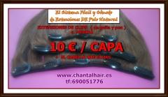 CHANTAL HAIR extensiones de cabello natural
