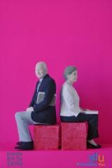 Ponte en tu tarta - figuras para tartas de boda y aniversario - threedee-you foto-escultura 3d-u