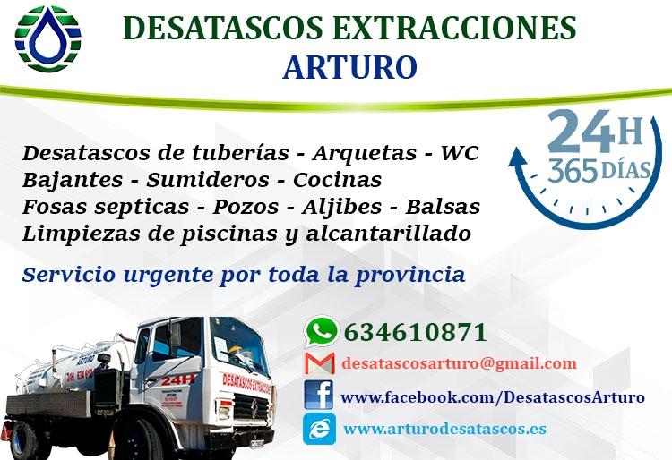 Desatascos Arturo