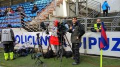 Operador en Eibar para Mediapro - Liga BBVA 2015-2016