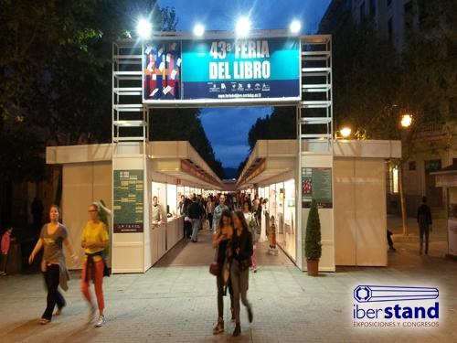 IberStand stands modulares y casetas para ferias