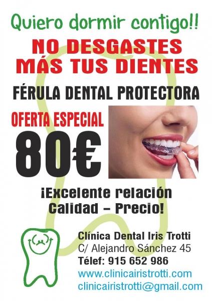 IRIS TROTTI (915652986 Cl�nica Dental) (muy buena dentista)