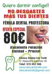 Ferula dental oferta 80 euros  656312075