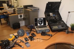 Detectar microfonos ocultos