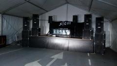 Equipo de sonido Festivales