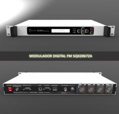 Modulador Digital DDS para FM, con tecnología aeroespacial.