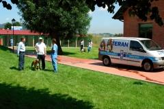 Clínicas veterinarias teran residencia
