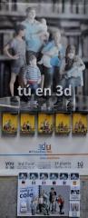 Vuelta al cole - figuras 3d - threedee-you foto-escultura 3d-u