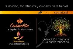 Disfruta en BELLEZA MARTHA de la depilaci�n m�s suave: LA DEPILACION AL CARAMELO