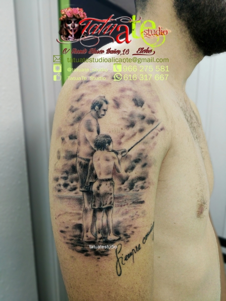 Tatuate studio ELCHE / ALICANTE