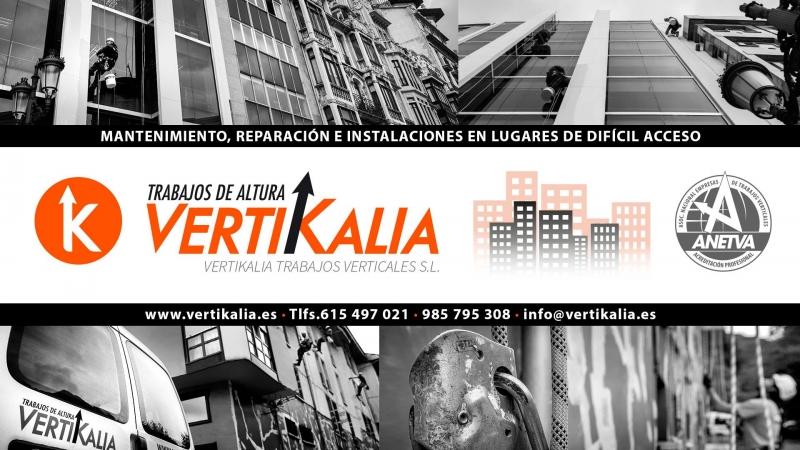 Vertikalia | Trabajos Verticales Asturias