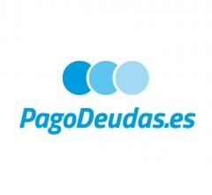 Diseño del logotipo de la asesoría financiera Pagodeudas.es dedicada a la resolución de deudas