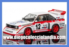 Jugueter�a Scalextric en Madrid. www.diegocolecciolandia.com .Coches y arreglo Scalextric en Madrid