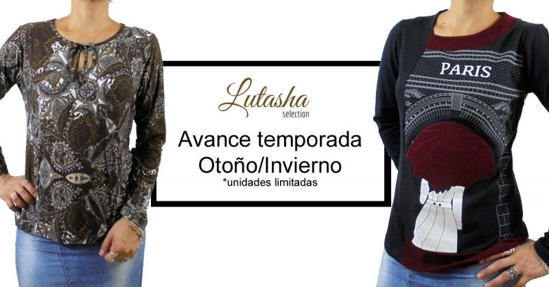 Camisetas Lutasha