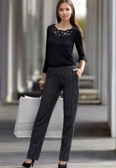 PANTS REG.WHITNEY Pantalones de vestir Janira www.lenceriaemi.com