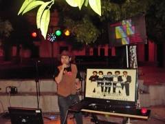 Karaoke en bar de Almensilla