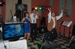 Karaoke en boda