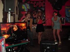 Karaoke en Pub