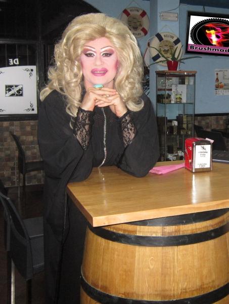 Espect�culos para fiestas drag queen Gabrielle