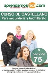 Curso de castellano granollers