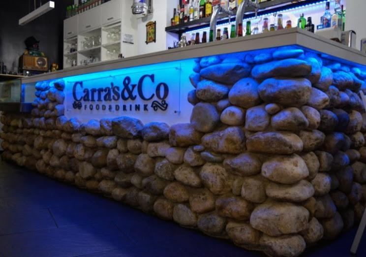 Restaurante Bar en Xativa - Carra's&Co Food&Drink