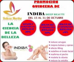 PROMOCION INDIBA  QUINCENA OCTUBRE 2016