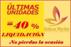 LIQUIDACION DE STOCKS
