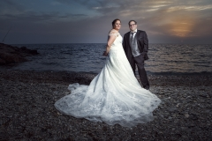 fotografo de bodas en almeria, boda en la playa