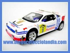 Tienda Coches Scalextric Madrid,Espa�a. www.diegocolecciolandia.com .Slot Cars Shop Spain.