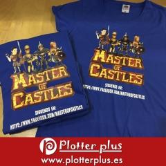 En #plotterplus puedes personalizar e imprimir de forma profesional la camiseta que tu quieras.