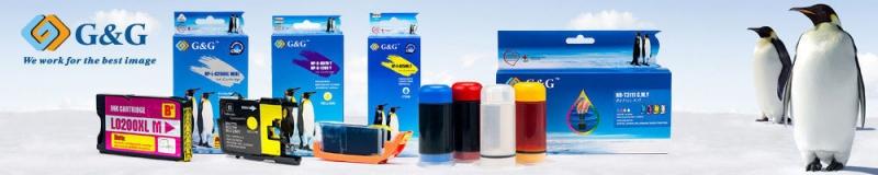 G&G tinta y tóner compatible