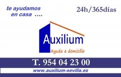 AUXILIUM AYUDA A DOMICILIO, S.L.