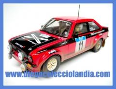 Ford escort mkii scx. www.diegocolecciolandia.com . juguetería,tienda scalextric,slot madrid.