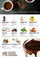 Chocolate Caliente ZADEL Alérgenos.