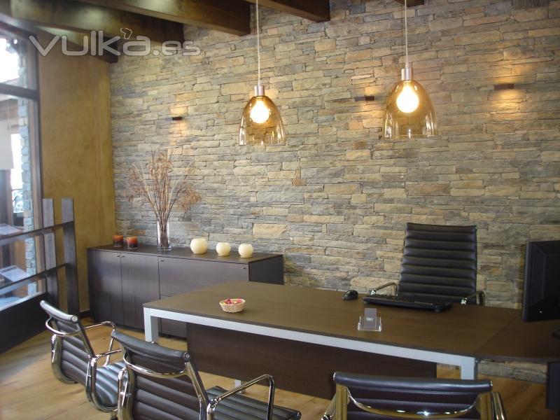 Foto interior oficina for Interior oficina